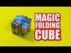 DIY Infinity Cube - How to Make a LEGO Infinity Cube Tutorial - YouTube