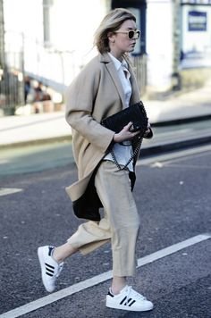 Trends: How to Wear Adidas Superstar Sneakers - Lena Penteado