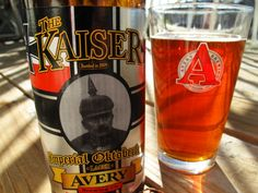 Avery Brewing Co kaiser