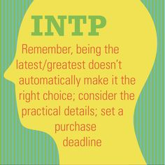 #INTP: How can you make better decisions when looking into purchasing a car? Here are some car buying tips!