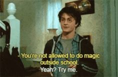 28 Times Harry Potter Was Out Of Control Sassy