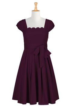 eShakti.com Gift Certificate for a custom sized dress