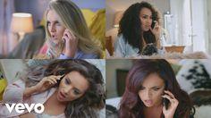 Little Mix - Hair (Official Video) ft. Sean Paul(third song)