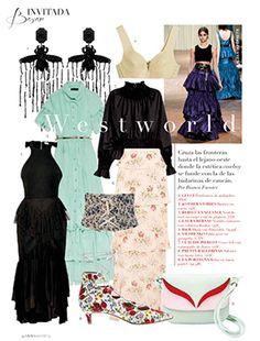 OXXO WEDDING Nº9 MAGAZINE Estilista Bianca Fuentes  www.biancafuentes.com.es  #Magazine #OxxoWedding #bazar #shopping #fashion #western #invitadaperfecta #invitada #boda #retro #inspo #weddingmagazine #bridalmagazine #revistanupcial