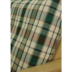 Belfast Plaid Futon Cover Offers Clically Styled Woven Pattern In A Wonderful Color Combination Of