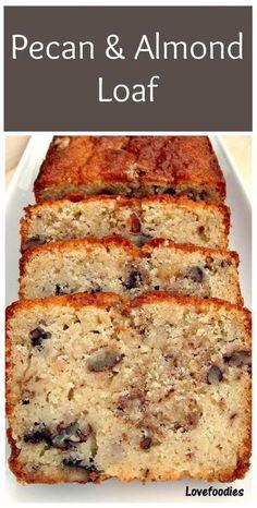Loaf Cake, Bread Cake, Dessert Bread, Fruit Bread, Food Cakes, Cupcake Cakes, Cupcakes, Bundt Cakes, Just Desserts