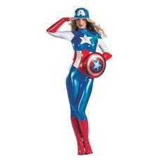 American Dream Bodysuit Costume For Women