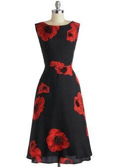 AKA The Michelle Obama Dress.  Tracy Reese Sophisticated Ambiance Dress, #ModCloth I think it's devine!