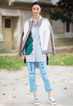 Why Patchwork Makes You Street Style Bait - Street Style