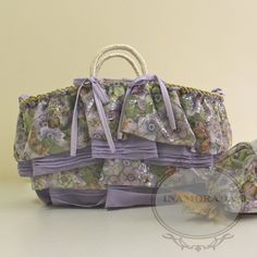Lilly Bag ... lilac passion!! :-))