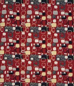 Jacqueline Groag, red pebbles