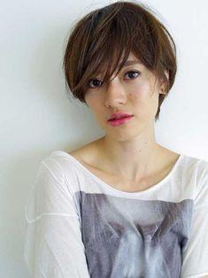 asian short hairstyles