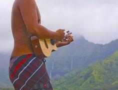 ukulele in Hawaii