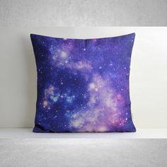 Galaxy Pillow Cover, Pillow Cover, Lumbar Pillow Cover, Decorative Pillow Cover, Pillow Case, Cushion Cover, Linen Pillow Cover