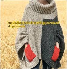 Resultado de imagen para puntos tricot picasa para capas con explicaciones