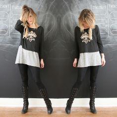 Kathleen. (Brandy Melville shirt)