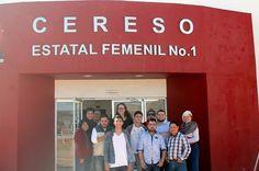 Atiende IMM peticiones de internas del Cereso 1 durante posada navideña | El Puntero