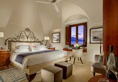 Amalfi Coast Luxury Resort Hotel & SPA | Italy | Amalfi Coast Hotel | Monastero Santa Rosa | monasterosantarosa