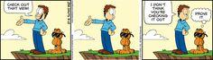 Garfield Comic Strip, September 10, 2016     on GoComics.com
