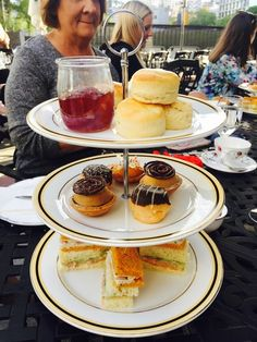 High Tea Walking Tour - Perth