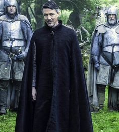 Aidan Gillen in episode 4 of GoT season 6.
