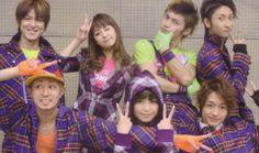 #AAFact Tháng và mùa yêu thích? Nishijima: Tháng 9, vì đó là sinh nhật tôi. Uno: Tháng 7, sinh nhật tôi và Lucky 7! Urata: Tháng 11, vì đó là sinh nhật tôi. Hidaka: Tháng 12, vì đó là sinh nhật tôi và nó lạnh. Itou: Tháng 1, vì đó là sinh nhật tôi. Atae: Tháng 11, vì đó là sinh nhật tôi. Sueyoshi: Tháng 7 và 8 vì đó là mùa hè.   Có mấy sự tự phụ không hề nhẹ, may vẫn còn Shuta bt =))) Jack In The Box, Dancer, Life