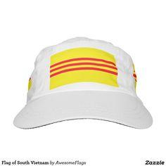 Flag of South Vietnam Hat