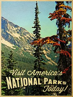 See America's National Parks Today!