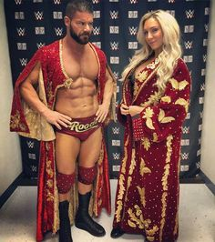 Bobby Roode & Charlotte Flair