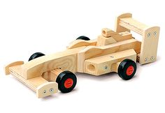 Red Toolbox Level 1 - Racing Car