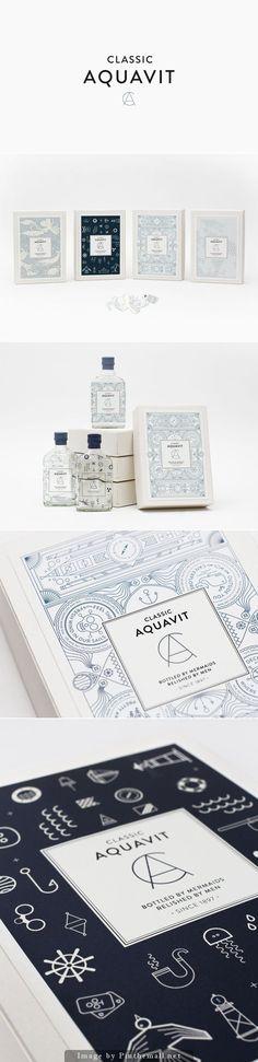 Classic Aquavit | Salle des machines