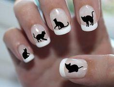 #unghie con #gatti
