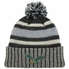 NFL Classics Cuffed Pom Knit Hat - KD97Z, Philadelphia Eagles, One Size Fits All Reebok. Save 5 Off!. $18.99