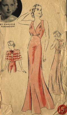 30s Dress - classy