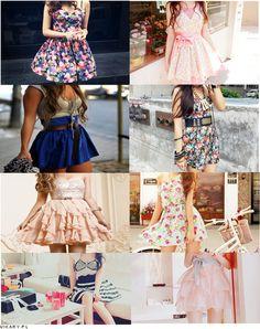 dressy dresses :)