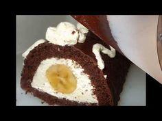 Kakaový tunel s banánem - YouTube