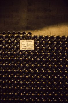 The Ruinart Champagne Harvest