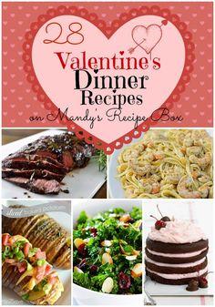 28 Valentine's Dinner Recipes