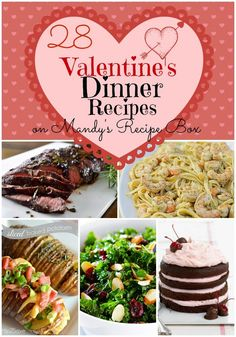 28 Valentine's Dinner Recipes