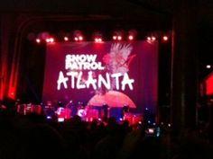 <3 Snow Patrol!!!
