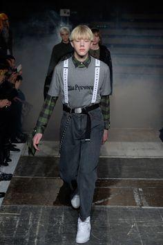 Gosha Rubchinskiy - La fashion week homme automne-hiver 2016 de Paris en 5 tendances