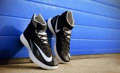 Nike Zoom Hyperrev Black Silver Grey (630913-003)