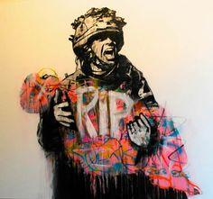 Dolk | αστικές καλλιτέχνες του δρόμου, γκράφιτι, η αστική τέχνη