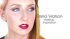 EMMA WATSON MAKEUP TUTORIAL (+playlist)