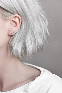 Grey hair... who's got it