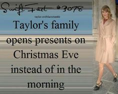 My family does that too! We open presents on Christmas Eve, and stockings on Christmas morning.