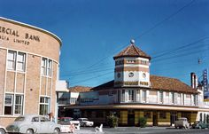 1958 Surfers Paradise Hotel, on Cavill Av, once the home of the Birdwatchers Bar #goldcoast #beach #australia