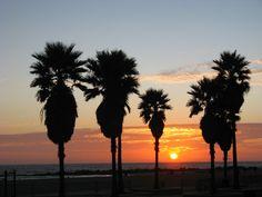 Inspiration pur - Sunsets around the world. Eine einmalige Reise um die Welt! #kalifornien #santamonica #usa www.reiseinspiration.ch #sunset #aroundtheworld #travel #reisen #weltreise #romantic