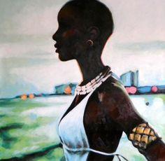 Thomas Saliot - black magic woman