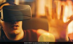 #New Virtual Reality System Lets You 'Feel' Rain - NDTV: NDTV New Virtual Reality System Lets You 'Feel' Rain NDTV Washington: Disney…
